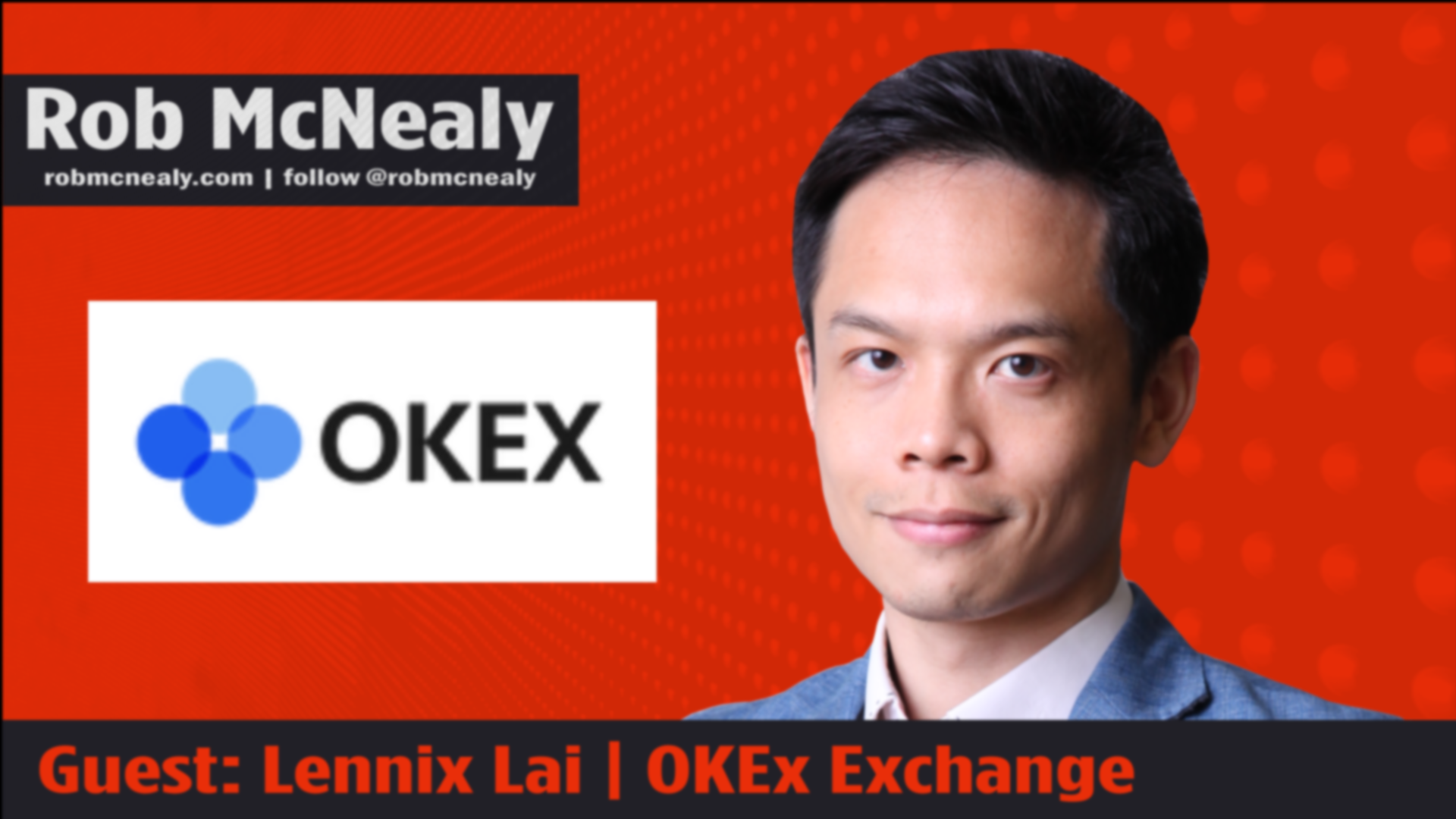 Lennix Lai, Director of Financial Markets for the OKEx Exchange