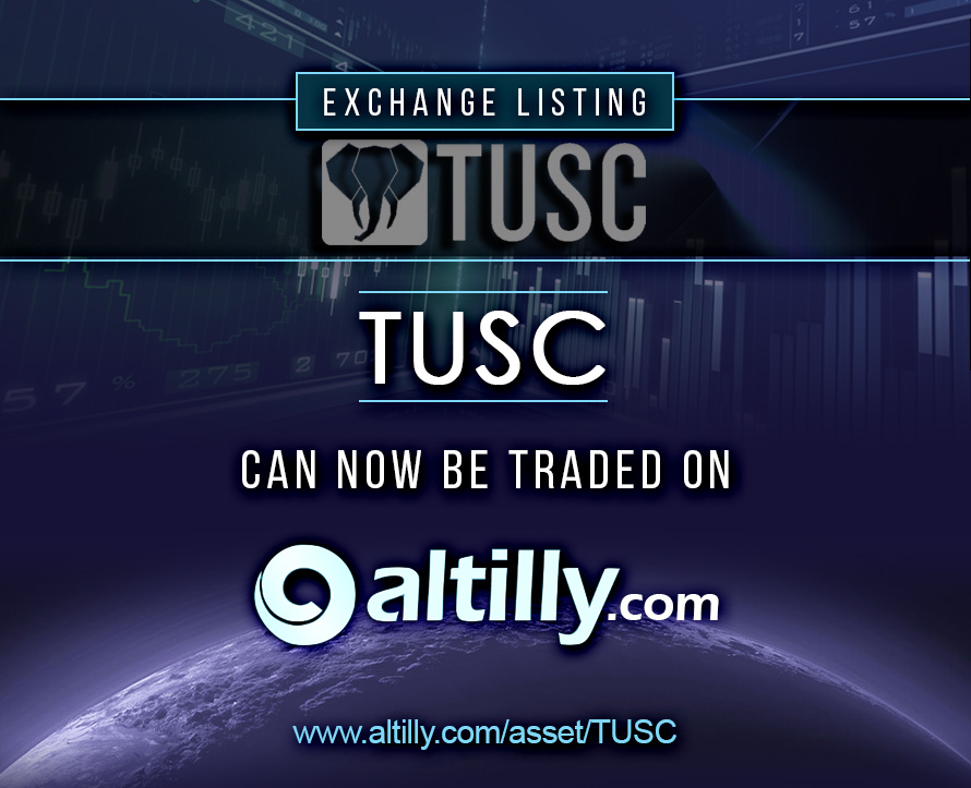 TUSC Trading on Altilly