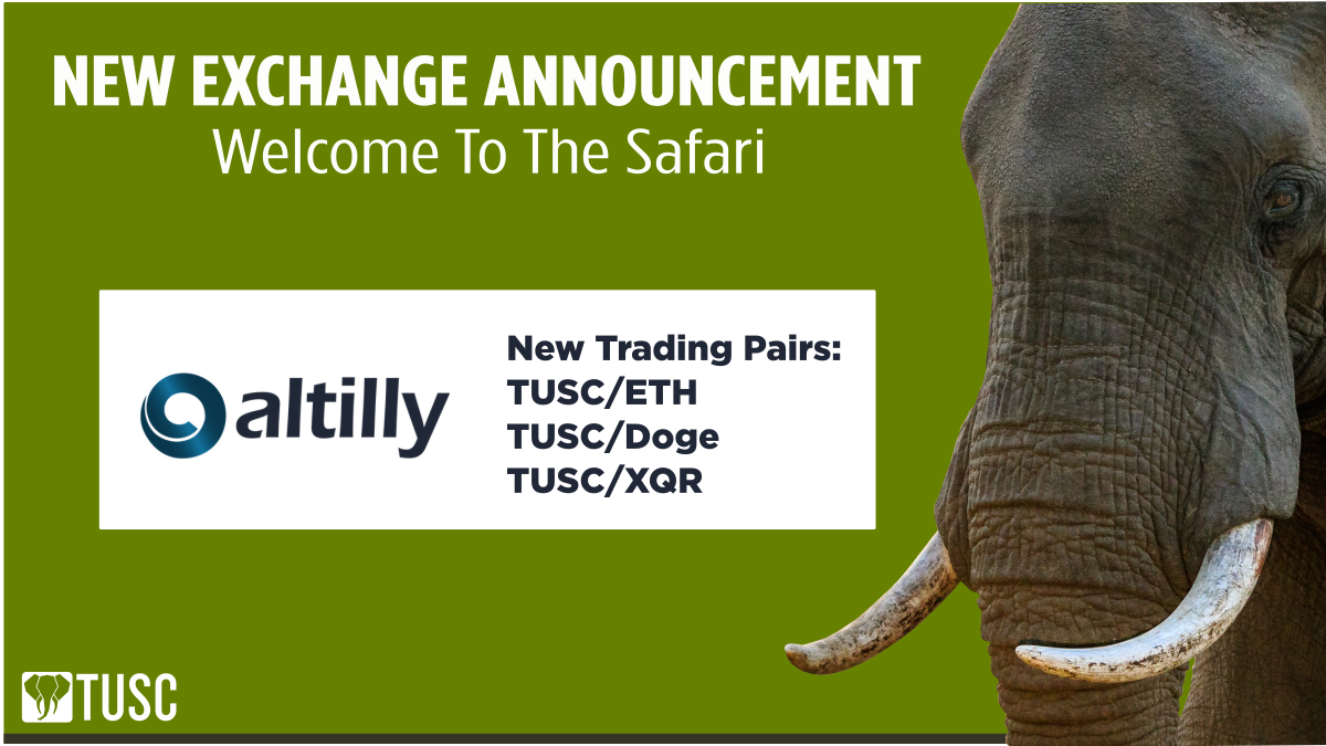 New Altilly Trading Pairs